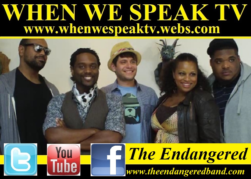 Interview withThe Endangered band