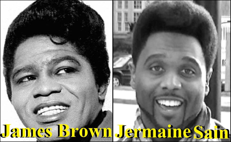 Jermaine Sain (James Brown)